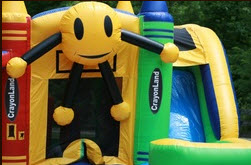 Running Wild Inflatables, LLC - Bounce House - Chattanooga, TN