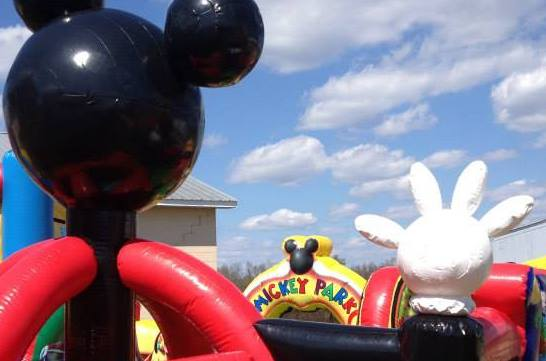 Happenings Inflatables - Bounce House - Leesburg, AL