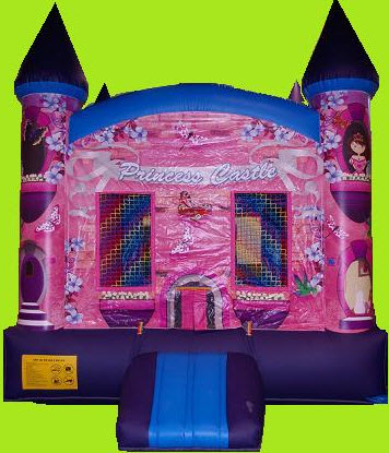 Party Poppers Inflatables - Bounce House - Chattanooga, TN