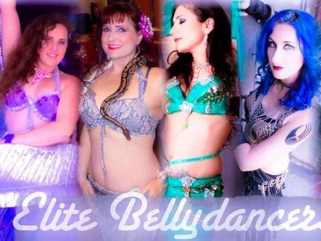 Elite Bellydance - Belly Dancer - Riverside, CA