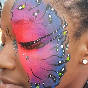 Arlington, TX Face Painter | Entertainment Crazy