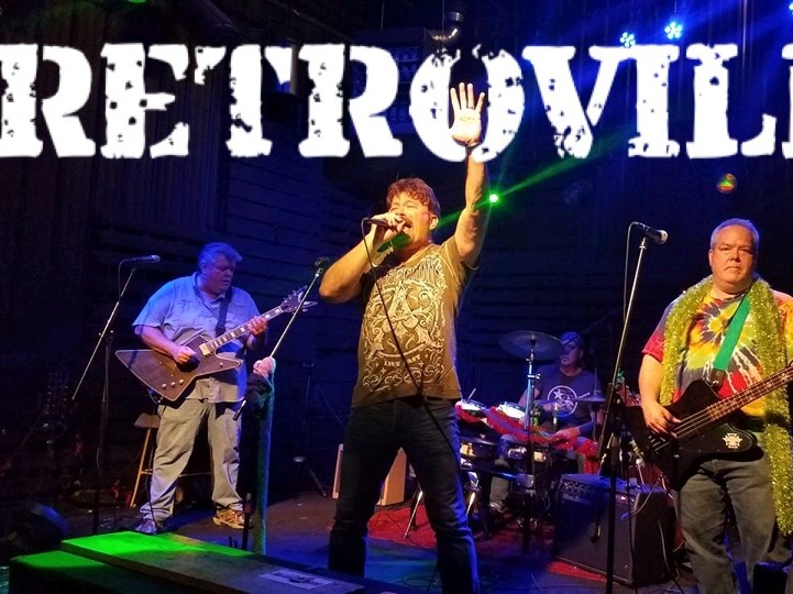 Retroville - Cover Band - Kingsport, TN