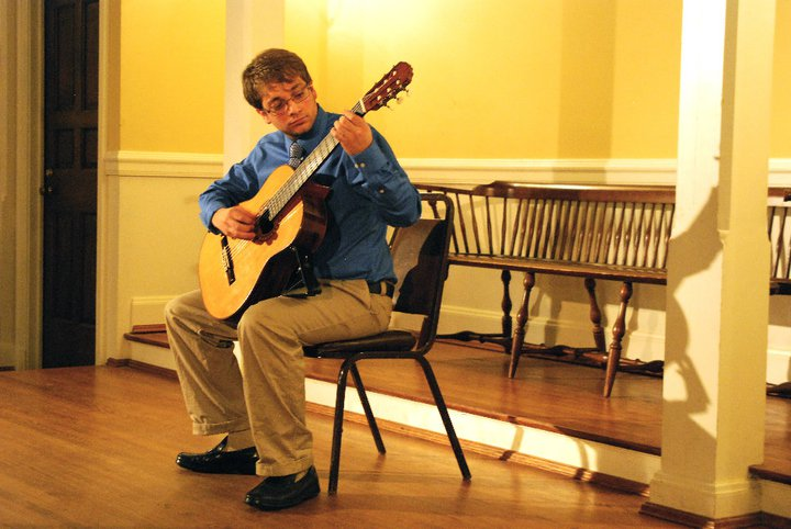Brendan Lynch - Classical Guitarist - Bethesda, MD