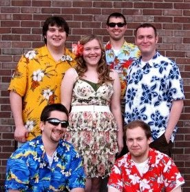 Grammer Hawaiian Band | Circle City Steel