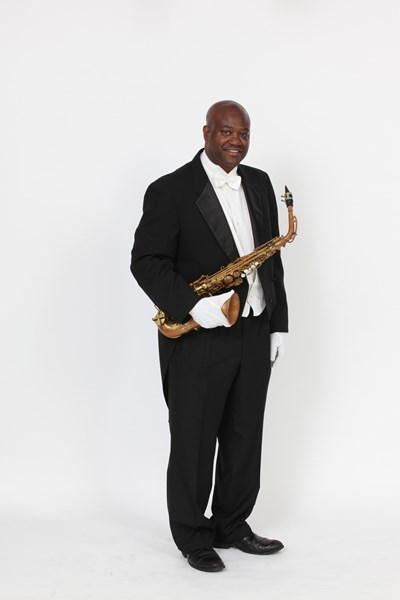 Cedric Barrett- The Real Entertainer (Sax & Piano) - Jazz Saxophonist - Dallas, TX