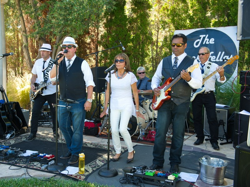 The Rockafellas Band  - Rock Band - San Jose, CA
