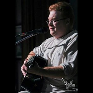 Fulton Blues Singer | Jon Griffin