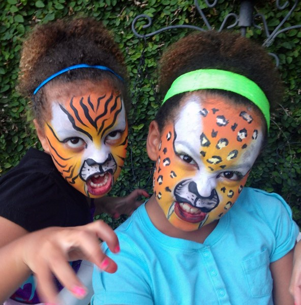 Pretty Faces By Danielle - Face Painter - Austin, TX