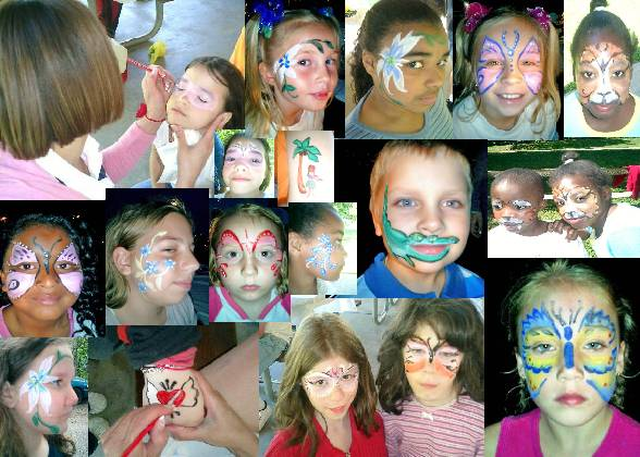 BayshoreJerseyshoreFacePainter - Face Painter - Atlantic Highlands, NJ