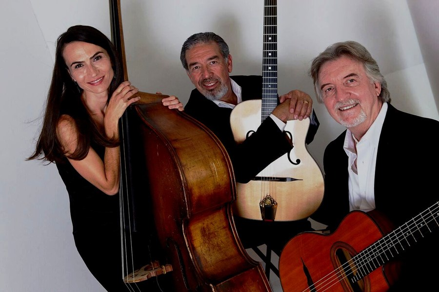 The Gypsy Swing Cats - Jazz Trio - San Diego, CA