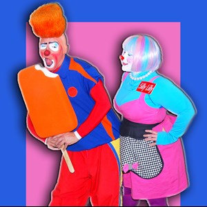 Iron Clown | Circus Town Clowns