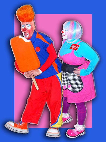 Circus Town Clowns - Balloon Twister - Tempe, AZ