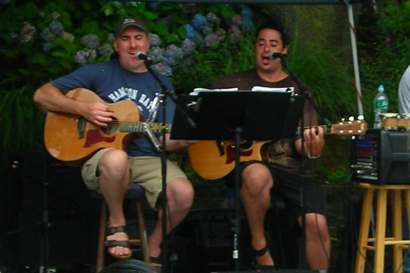 Brian and Eddie Acoustic duet - Acoustic Band - Hampton Bays, NY