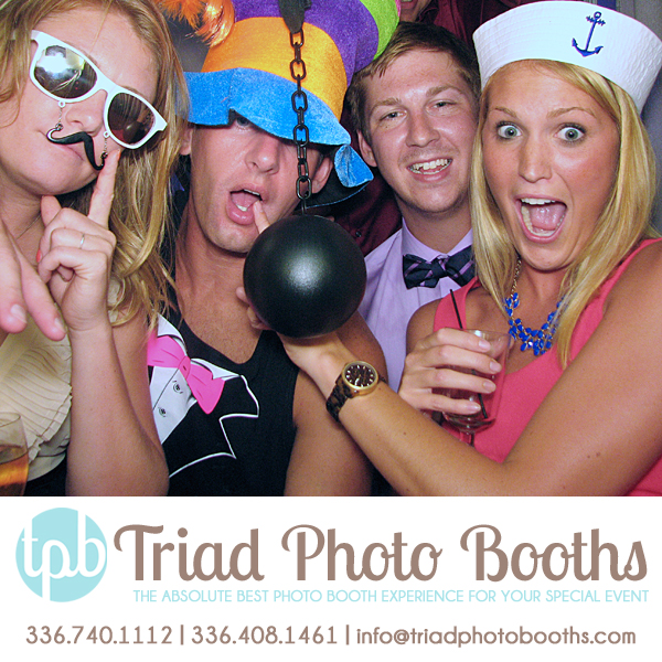 Triad Photo Booths - Photo Booth - Winston Salem, NC