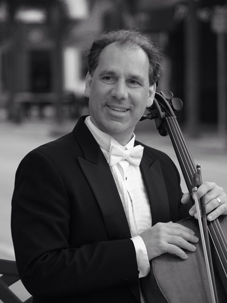Claudio Jaffe - Cellist - Boynton Beach, FL
