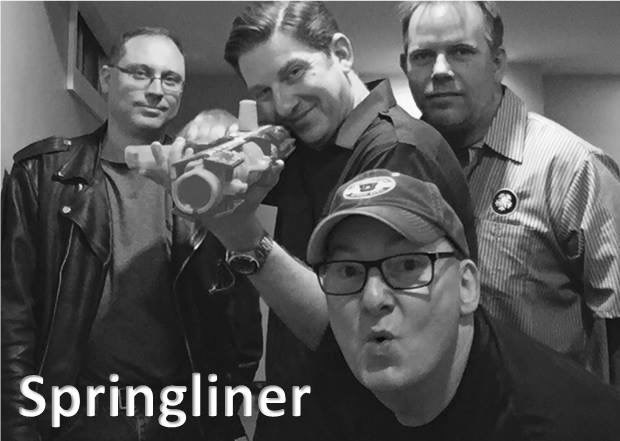 Springliner - Rock Band - Louisville, KY
