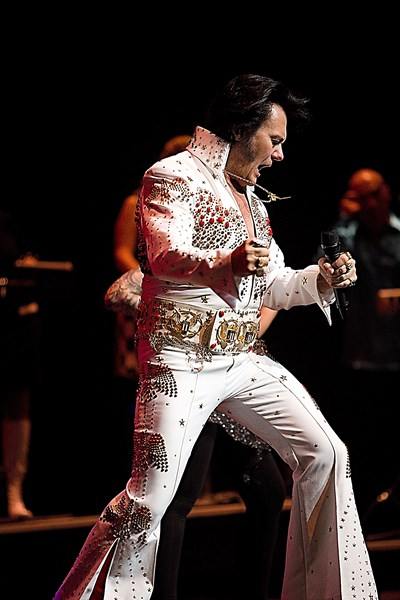 George Gray and the Elvis Experience - Elvis Impersonator - Greeley, CO