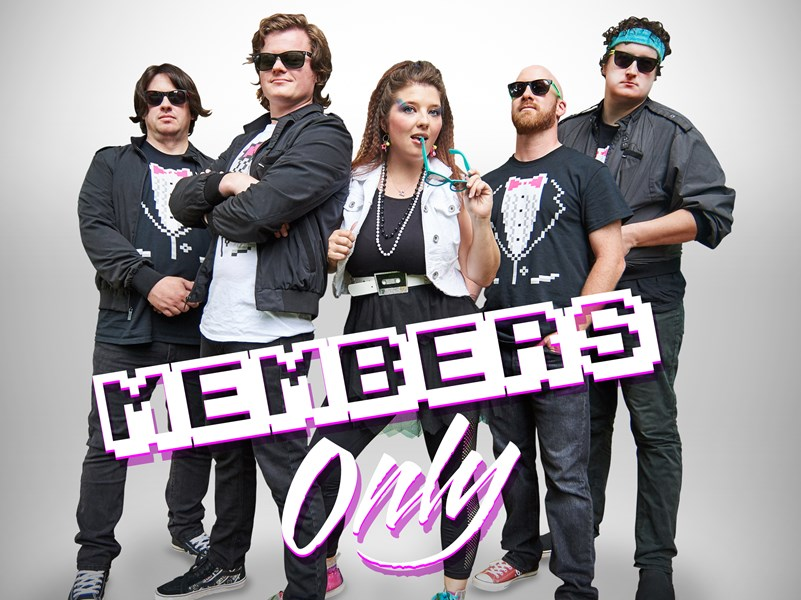 Members Only  - Cover Band - Atlanta, GA