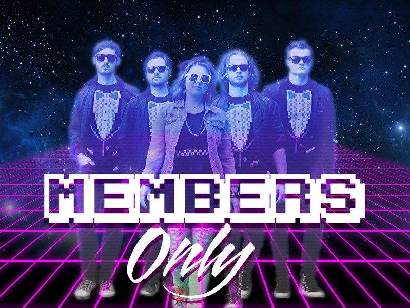 Members Only  - 80s Band - Atlanta, GA
