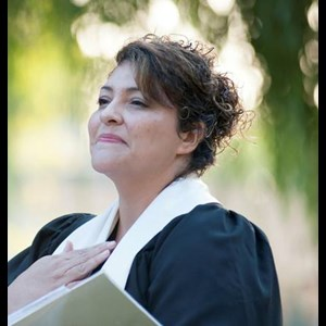 Arcadia Wedding Officiant | Rev. Carmen Flores