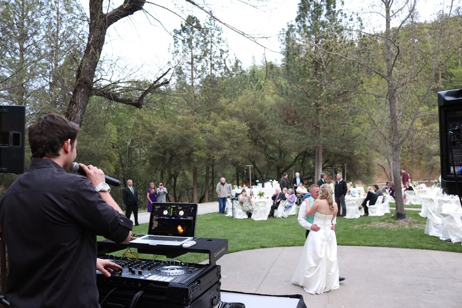 A fun wedding in Placerville, CA.