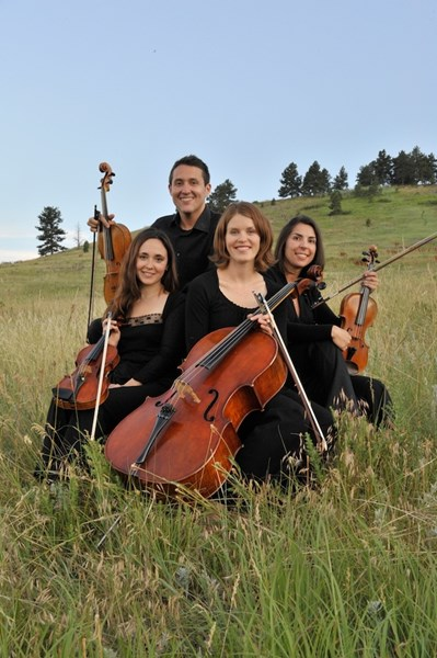 Front Range Strings - Chamber Music Quartet - Denver, CO