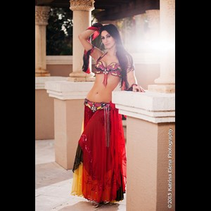 Tampa Folk Dancer | Jillian's Belly Dance