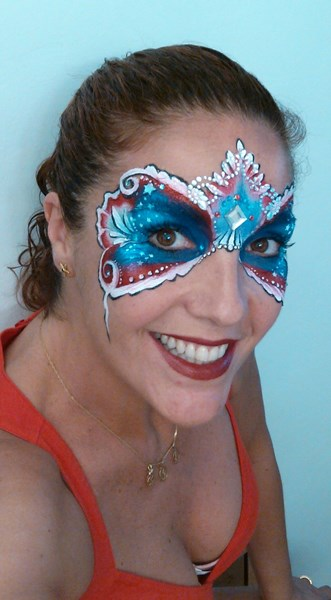 Monica Gomez - Face Painter - Miami, FL