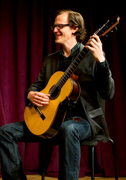 Rob Adler - Classical Guitarist - New York City, NY