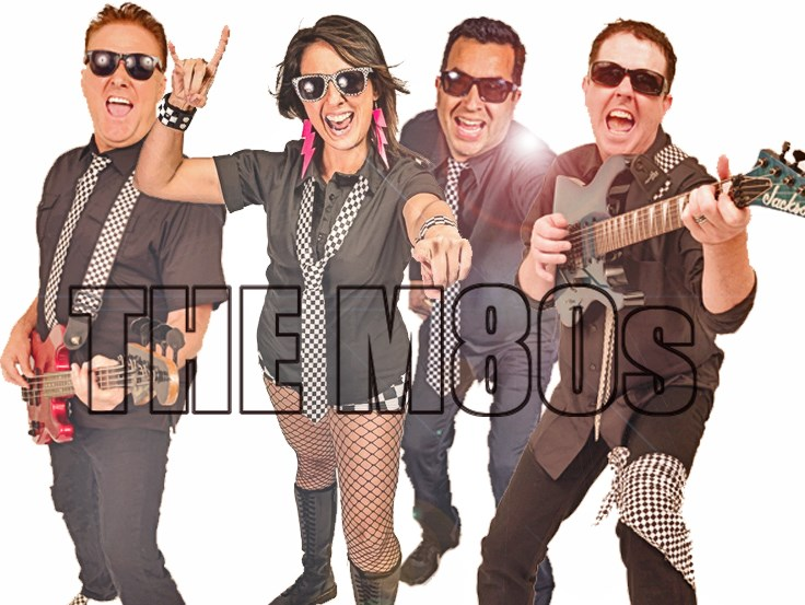 The M80s | Eighties Tribute Band - 80s Band - Kansas City, MO