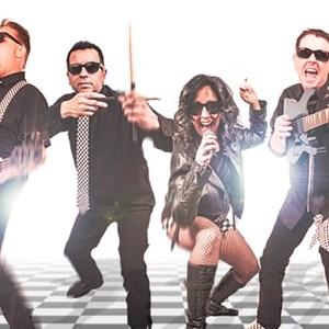 Harrison 80s Band | The M80s | Eighties Tribute Band