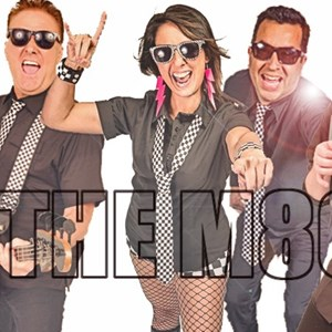 Kansas City, MO 80s Band | The M80s | Eighties Tribute Band
