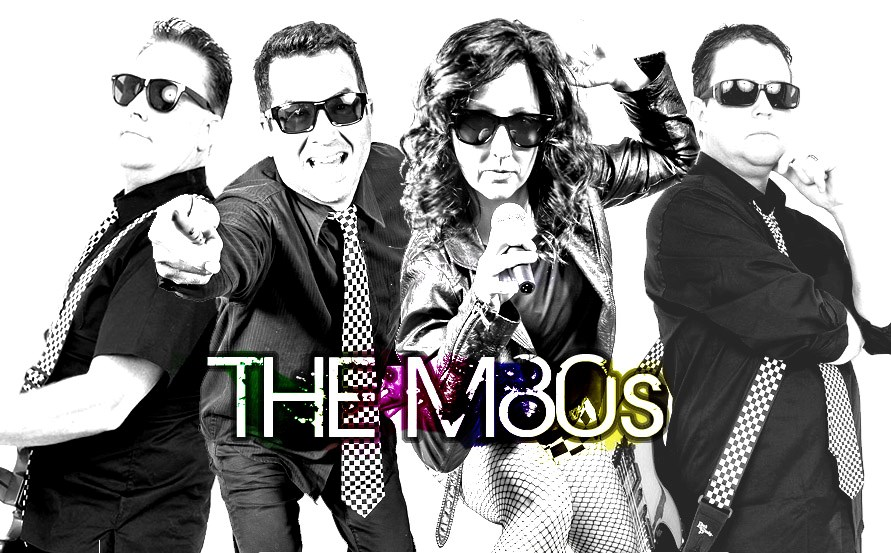 The M80s | 80s Band | Midwest