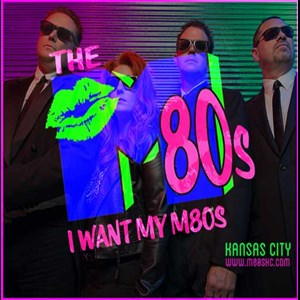 Hayesville 80s Band | The M80s
