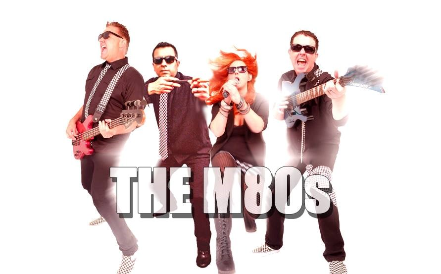 The M80s | Eighties Tribute Band