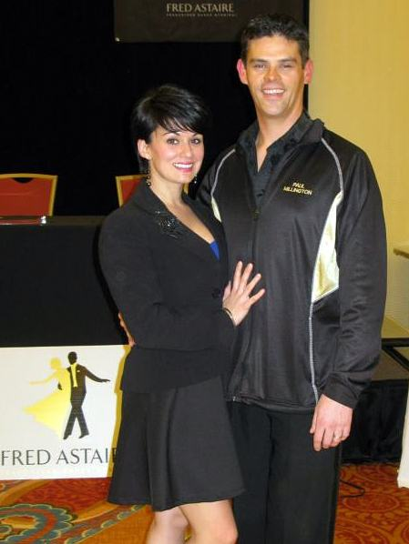 Ballroom Dance Instruction and Exhibition - Ballroom Dancer - Cary, NC