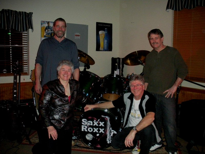 SaxxRoxx - Classic Rock Band - Concord, NH