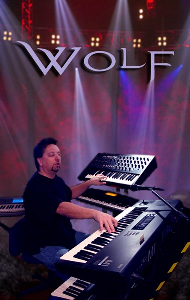 Robert A. Wolf - Pink Floyd Tribute Band - Evansville, IN