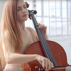 Augusta Cellist | Michelle Packman