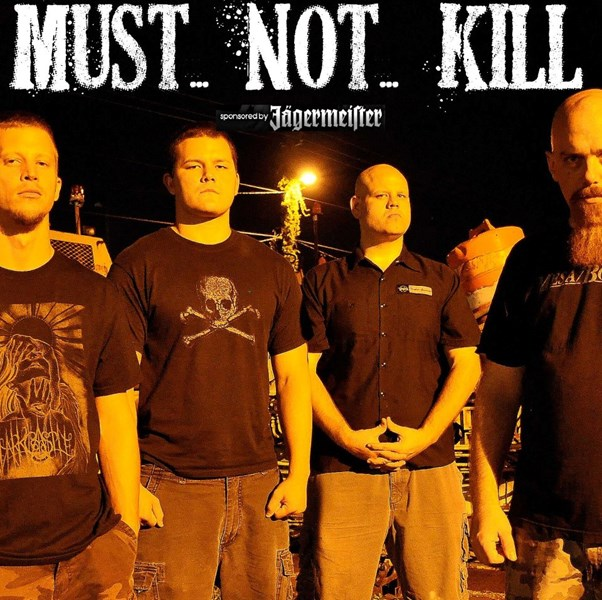 Must Not Kill - Metal Band - Brandon, FL