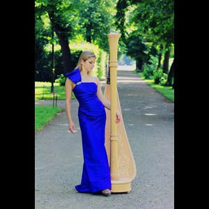 Watertown Harpist | Alena Bystritskiy