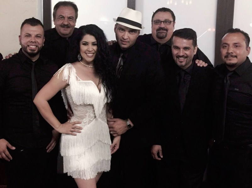 Miriam Neblina Latin Band - Latin Band - Los Angeles, CA