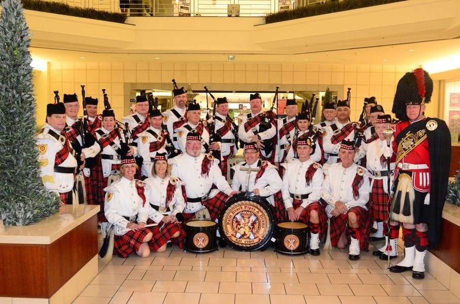 PALM BEACH PIPES AND DRUMS - Bagpipe Band - Palm Beach, FL