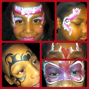 Milwaukee Face Painter | Evolutionz Face & Body Art