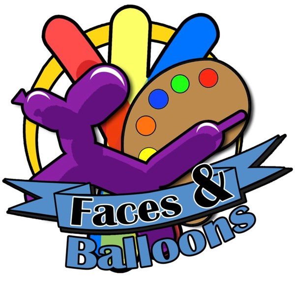 Faces and Balloons - Henna Artist - Chesterfield, MI