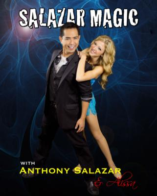 Anthony Salazar | Atlantic City, NJ | Magician | Photo #9