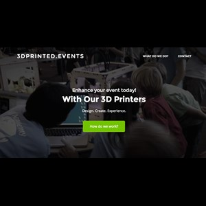 Kearny Video Game Party | 3D Printing At Your Event