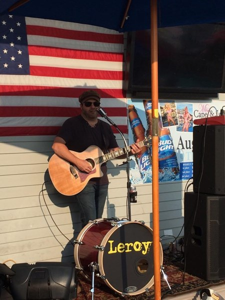 Leroy - Rock One Man Band - Capistrano Beach, CA