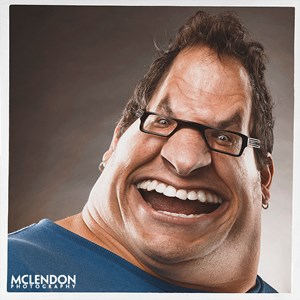Cambridge Caricaturist | McLendon Photography