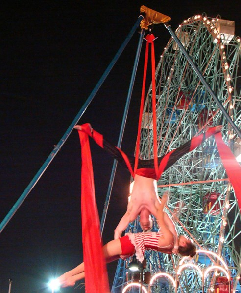 Milwaukee - Circus, Carnival, & Cirque Events - Acrobat - Milwaukee, WI